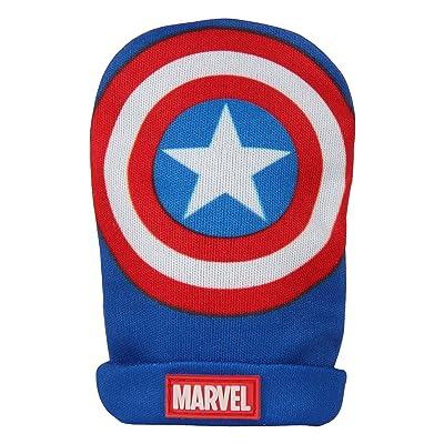 Pilot MVL-0102 Marvel Captain America Shift Knob Cover: Automotive