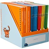 4 Weeks to Read | Reading System for 4 to 7 Years Old Kindergartners | Build Confidence With Their Own Personal Library, Includes 50 Books, Teaching Manual, Activities and Workbooks