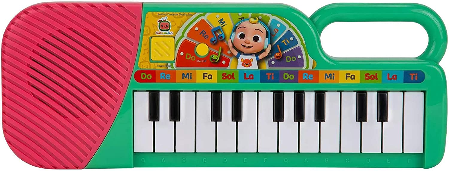 Limited Special Edition Cocomelon First Act Keyboard