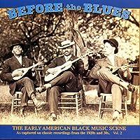 Before The Blues Vol.2 Early American Black Music Scene Var