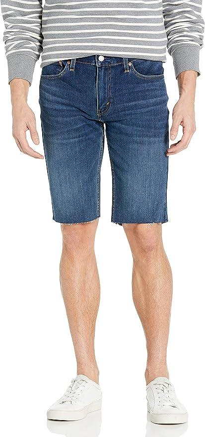 Levi's 李维斯 511系列 修身款 男式牛仔短裤 3.8折$19.35 海淘转运到手约¥161