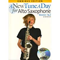 A New Tune A Day: Alto Saxophone - Books 1 And 2: Books 1 & 2