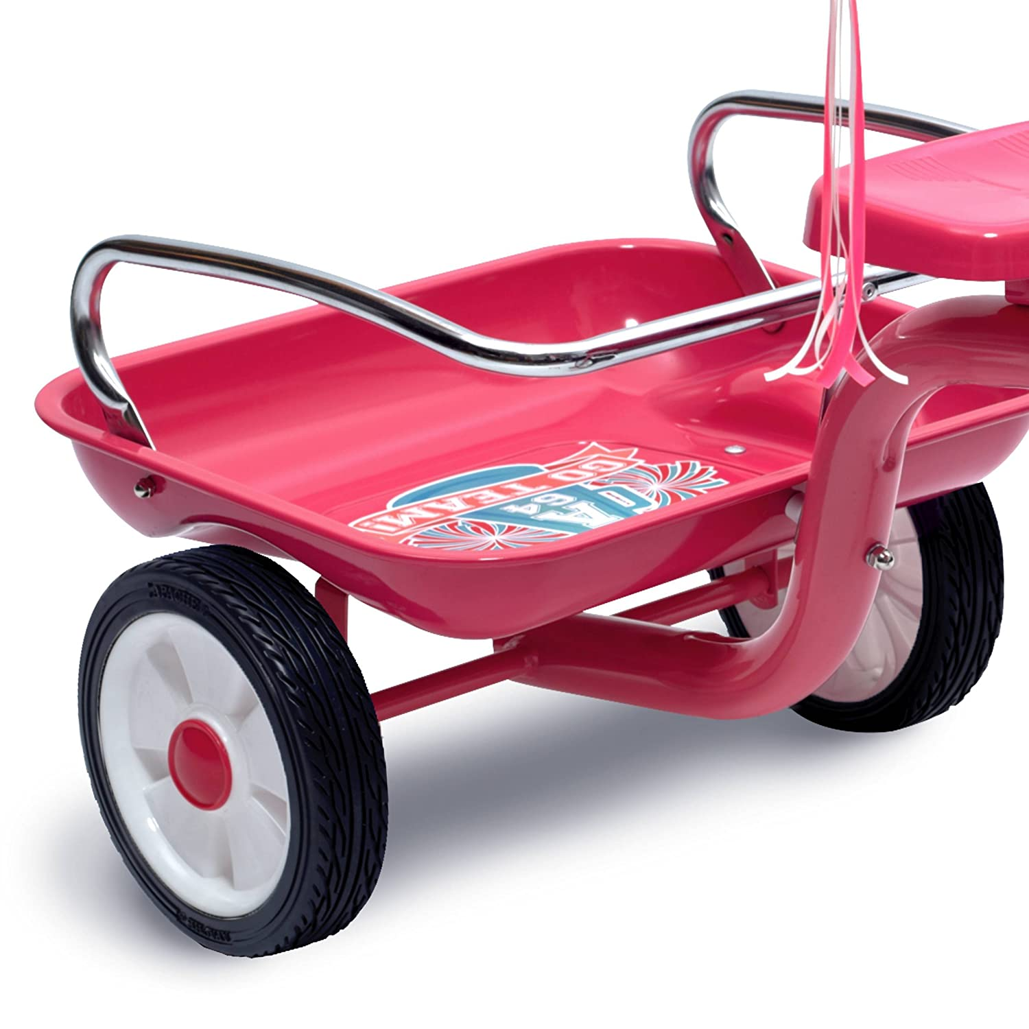 27cec694fa0d4 Amazon.com: Apache Classic Cheerleader Trike: Toys & Games