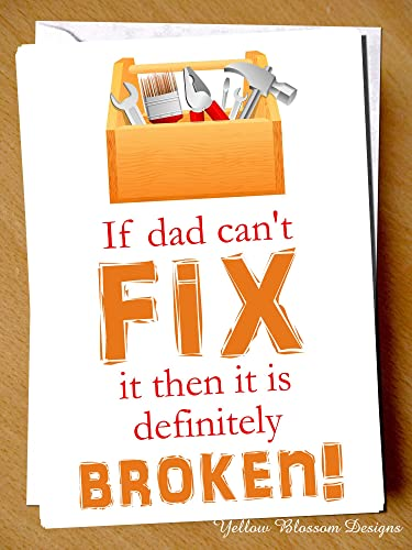 A Good Step Dad Can Fix Anything