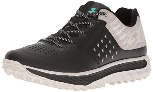 Under Armour Ws UA Horizon Stc, Zapatos de Low Rise Senderismo para Mujer, Negro