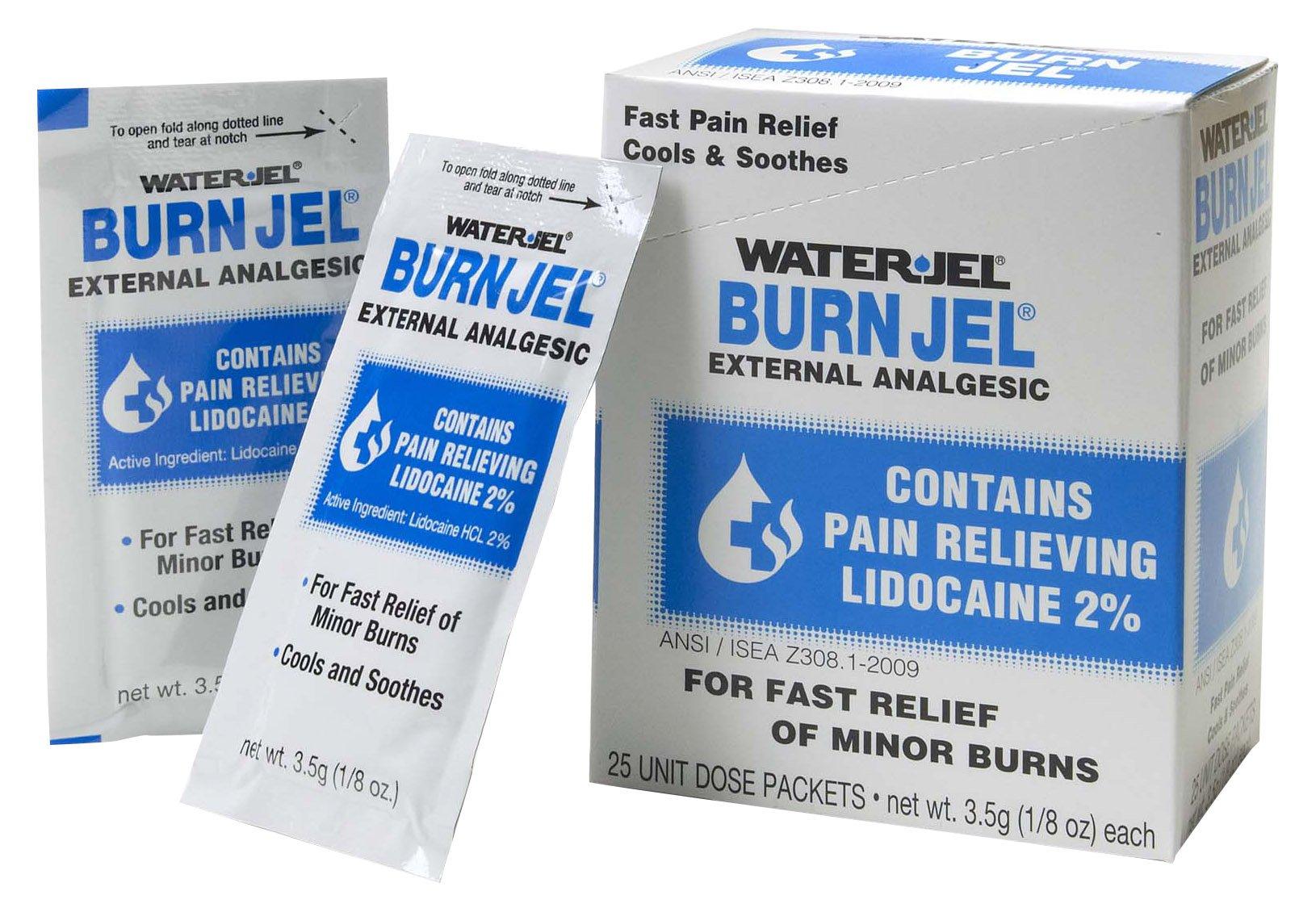 Water-Jel 600U-1 Burn Jel, Shape, ()