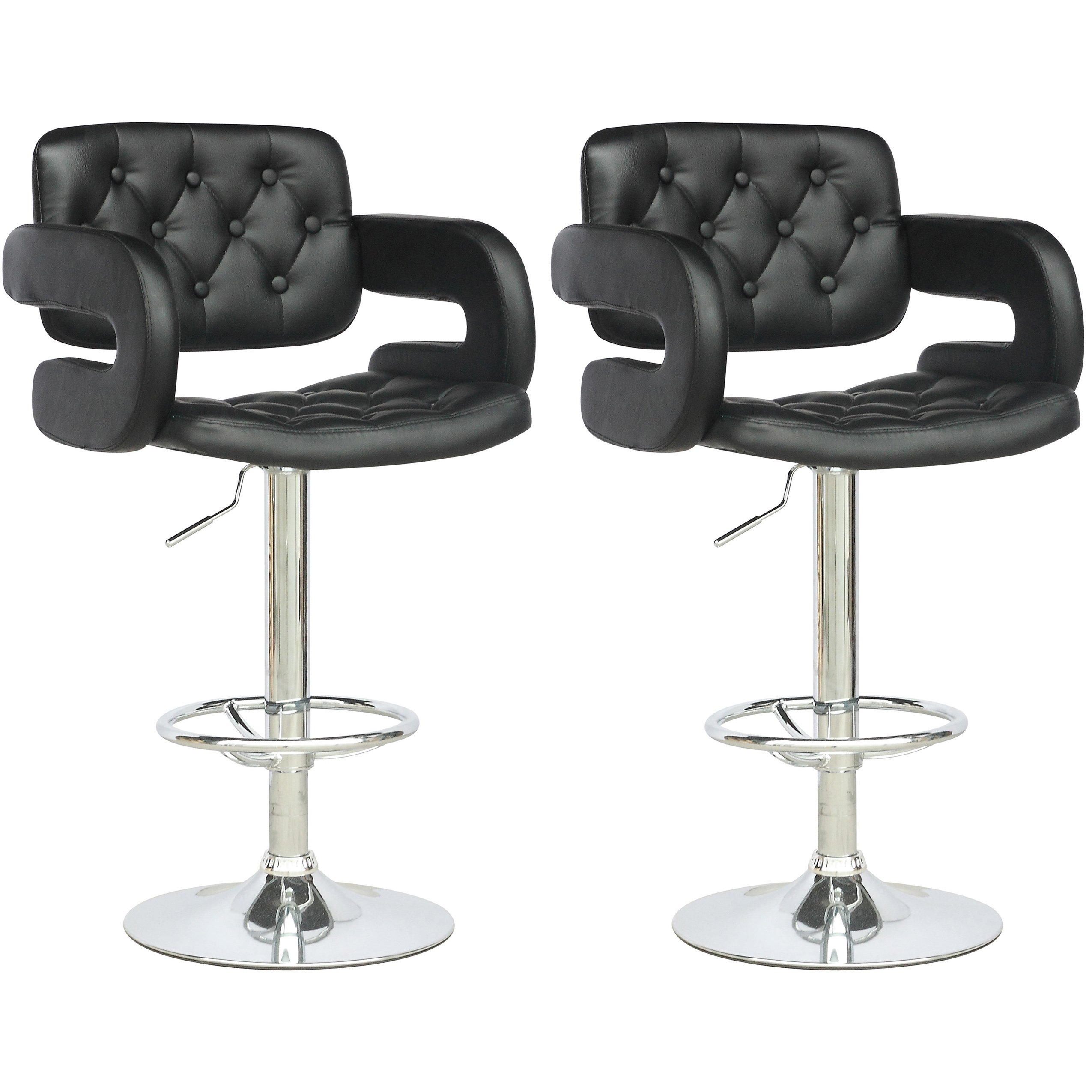 Comfortable Bar Stools Amazon Com