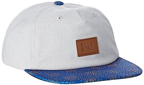 BILLABONG Cortez Snapback-Gorra Anti-UV Azul Azul Talla:FR ...
