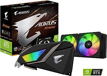 Amazon.com: GIGABYTE AORUS GeForce RTX 2080 Xtreme ...
