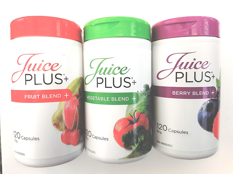 Juice Plus Premium Cápsulas: Amazon.es: Salud y cuidado personal