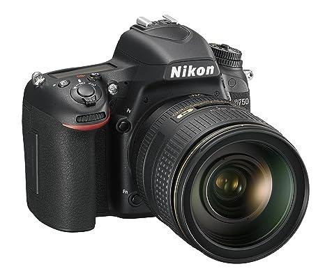 a0ed29e6f8 Nikon D750 + Nikkor 24/120 VR Fotocamera Reflex Digitale, 24.3 Megapixel,  Lexar