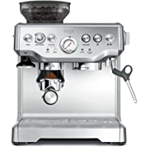 SAGE SES875 the Barista Express, Cafetera espresso, Cappuccinatore, 15 Bar, Acero Inoxidable: Amazon.es: Hogar