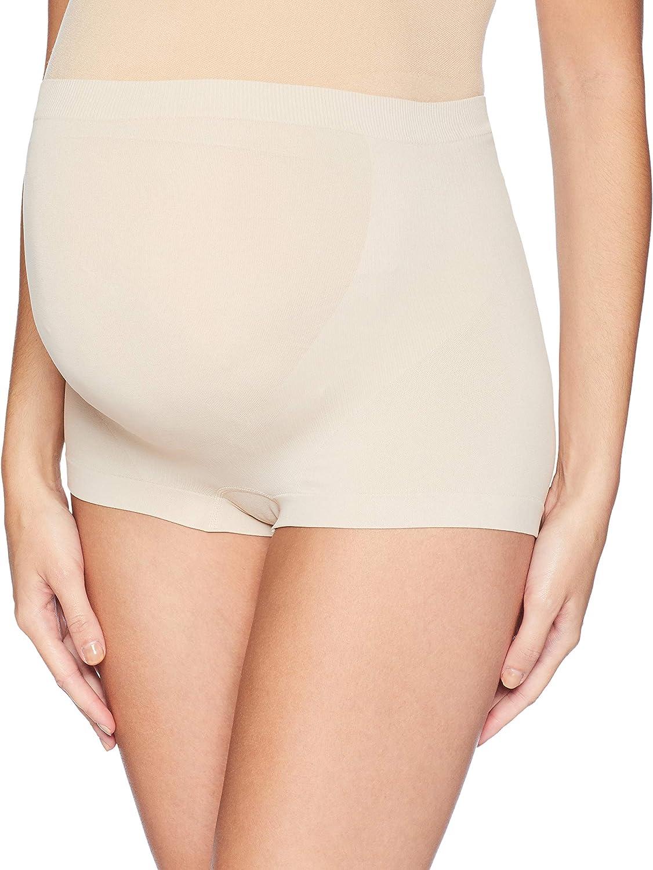 ANNETTE Braga de Embarazo en Algodon Suave a la Cintura sin Costuras para Mujer: Amazon.es: Ropa y accesorios