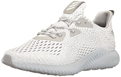 Factory Sale Women's adidas AlphaBounce Running Shoes womens Clear Grey/Clear Onyx ADIDAS Womens Running