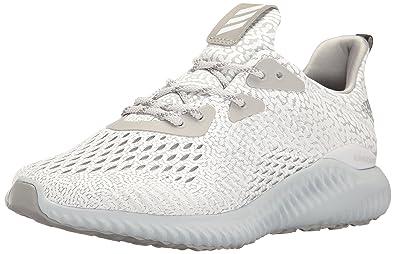 adidas Performance Women's Alphabounce Ams w Running Shoe, Grey/Clear  Onix/Medium Grey