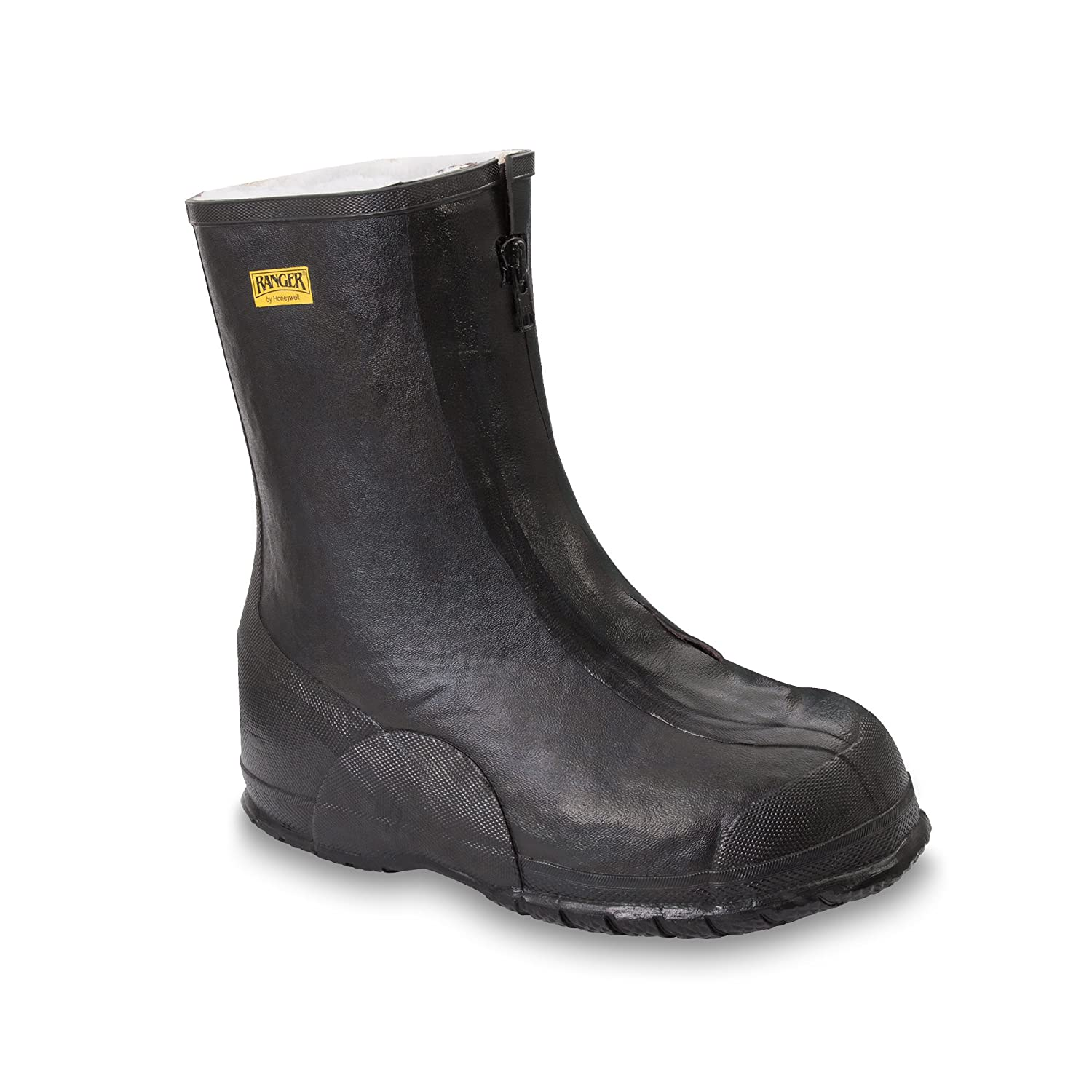 Ranger 12 Rubber Oversized Insulated Men's Dress Overboots, Black (T315) Sperian Protection Group T315-BLM-130