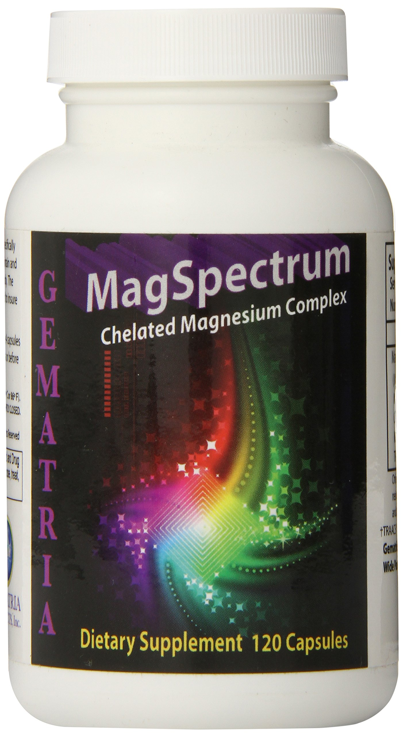 Gematria - MagSpectrum