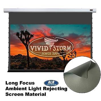 VIVIDSTORM pantalla de proyección de tensión de presentación de ...