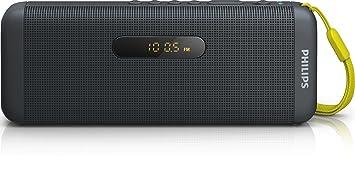 Philips SDB Enceinte Bluetooth Sans Fil Avec Port USB Carte - Enceinte port usb
