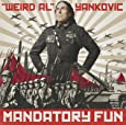 Weird Al Yankovic Mandatory Fun Amazon Com Music