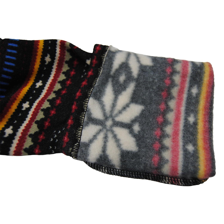 BASICO Kids Fleece Leggings Winter Skinny Nordic Indian
