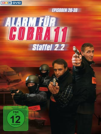 Alarm Für Cobra 11 Staffel 022 3 Dvds Amazonde Erdogan