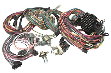 American Autowire 500423 Clic Update Wiring System for 55-56 Chevy on
