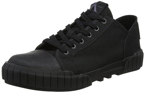 Calvin Klein Biff Nylon, Zapatillas para Hombre: Amazon.es: Zapatos y complementos
