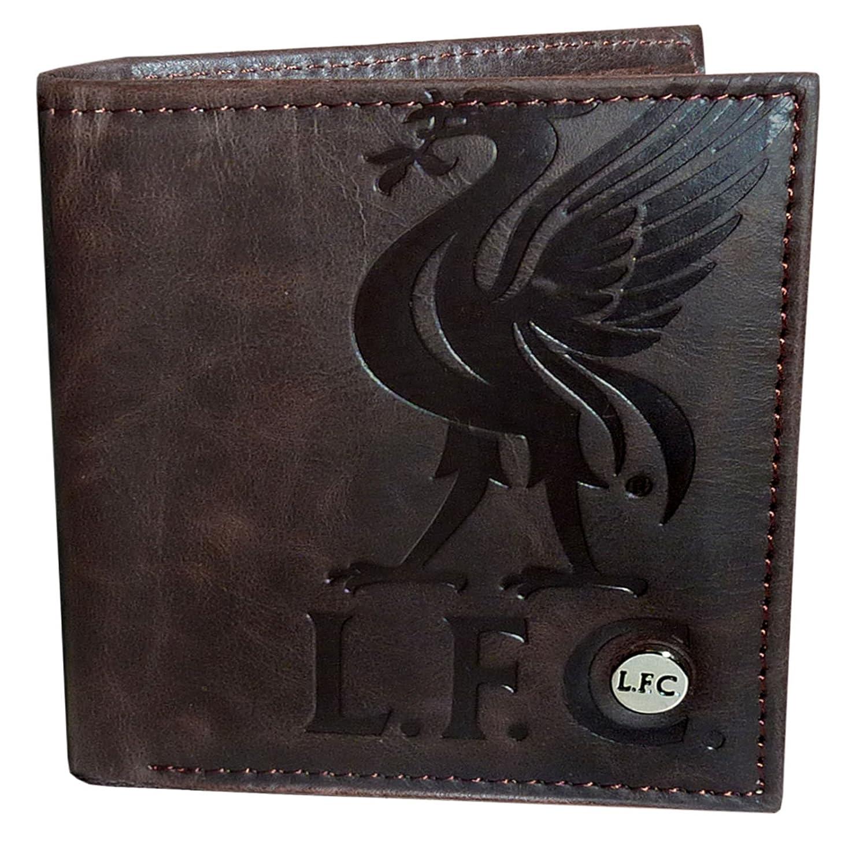 Liverpool リバプール オフィシャル ラグジュアリーラインド ウォレット LIV880 B006E200M6