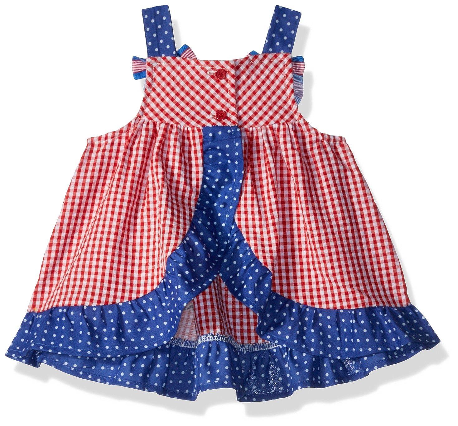 Amazon.com: Nannette bebé niñas 2 piezas Seer ventosa parte ...