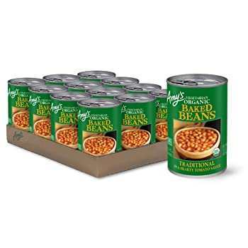 Amy's Organic Beans Hearty Tomato Canned Baked Beans