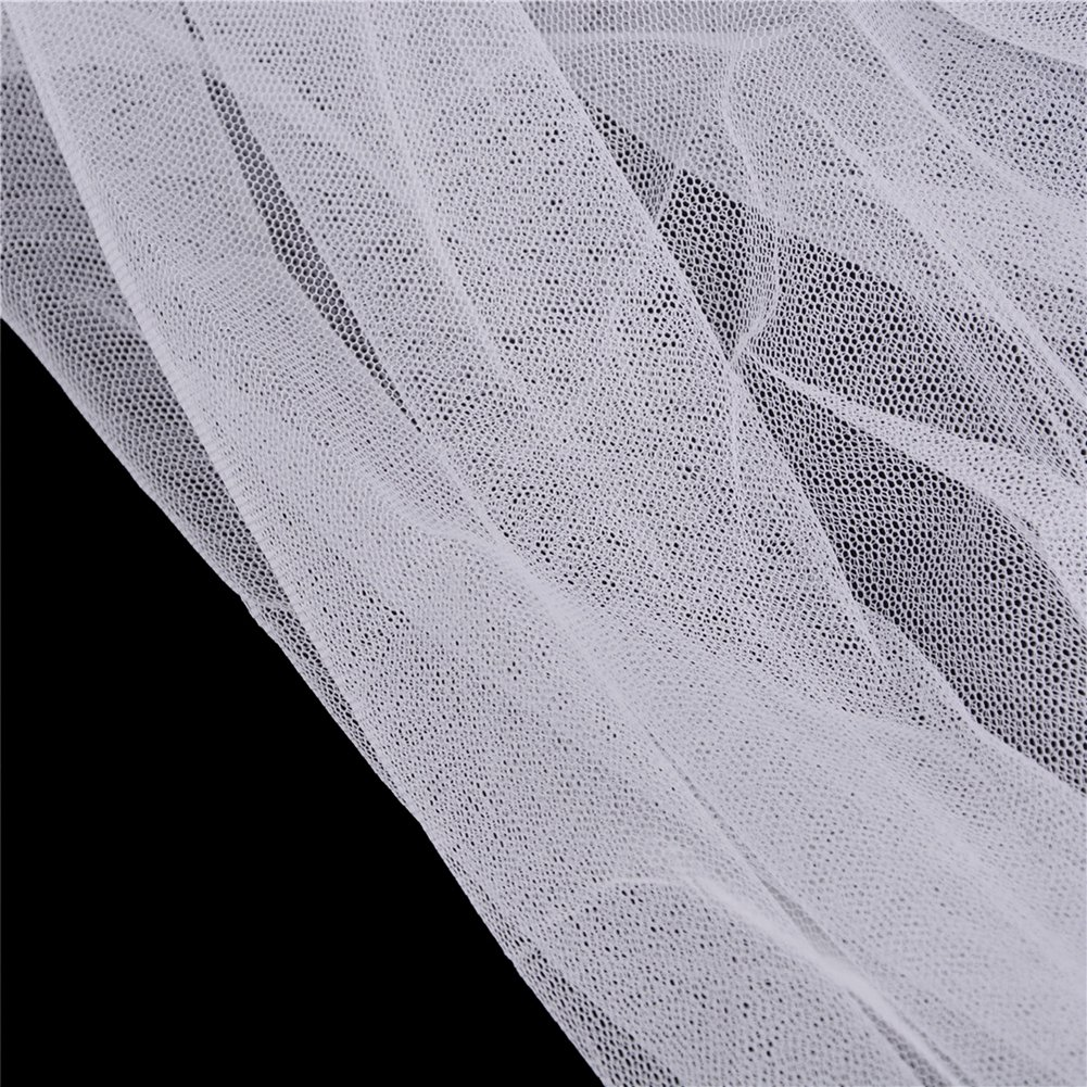 Mosquito Net for Twins Baby Stroller Infant Carriers Car Seats, Inch, Portable Durable Baby Insect Netting for Summer by BERTERI (Image #3)