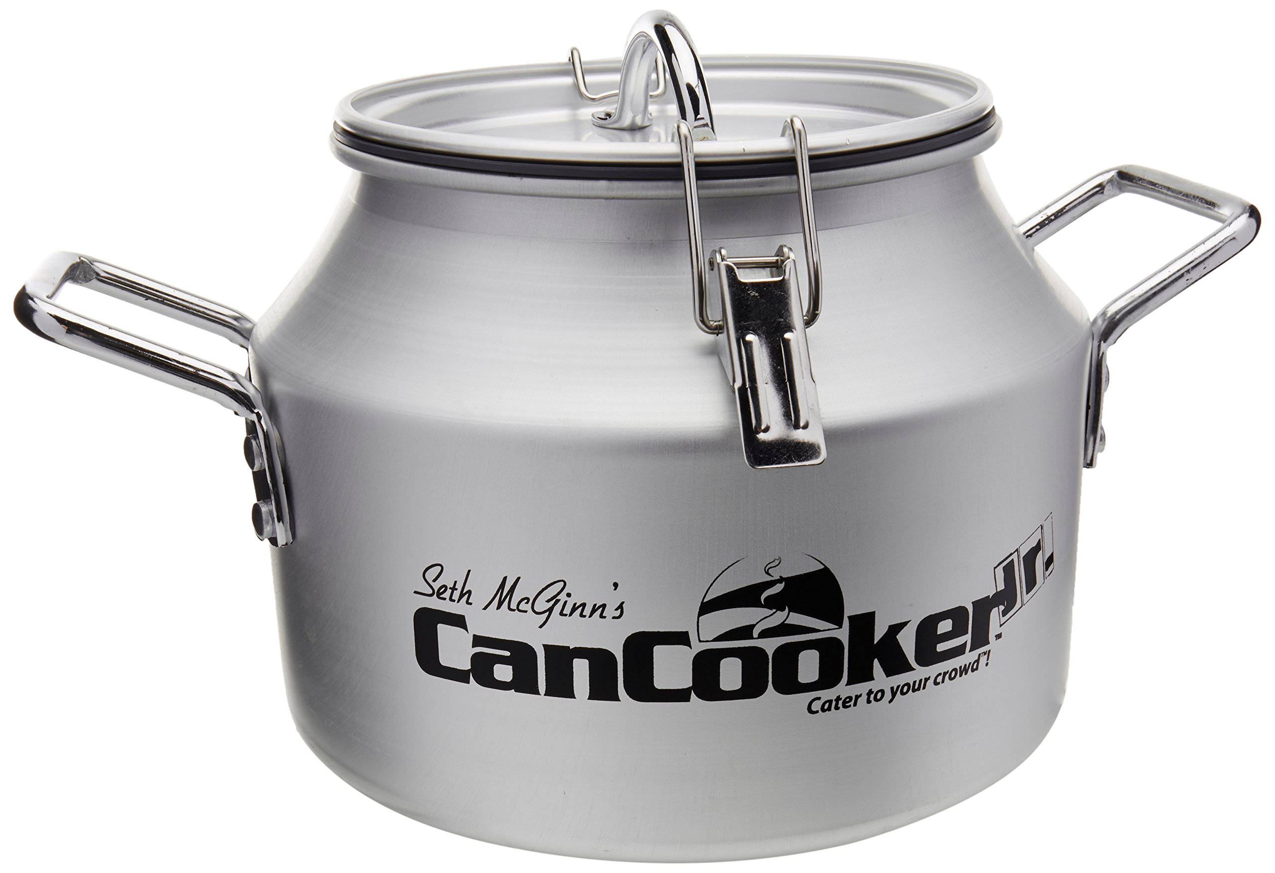 CanCooker Junior Cooker, Silver by CanCooker (Image #1)