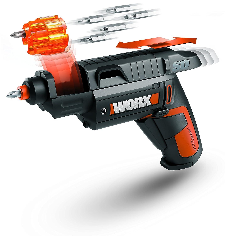 Worx WX254 Auto Screwdriver SD-4V Li-Ion 1,5Ah
