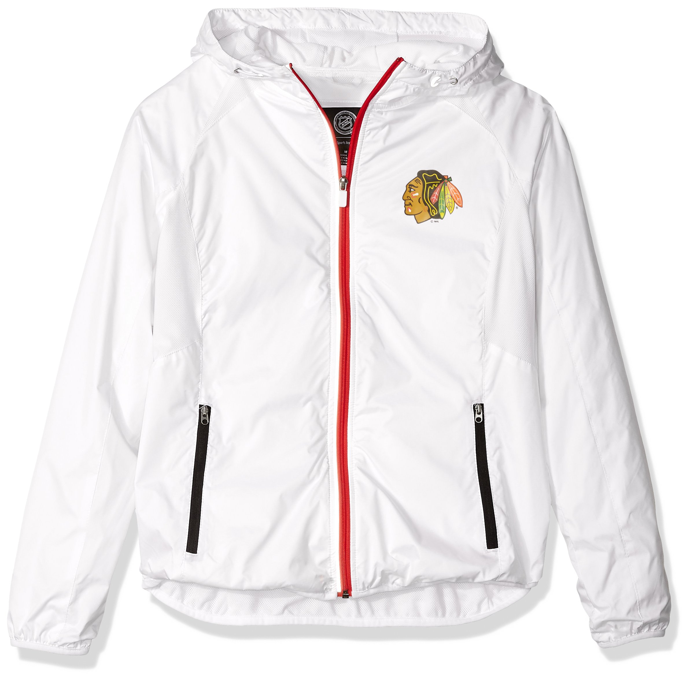 GIII For Her NHL Womens Kick Off Full Zip Jacket