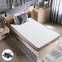 BedStory Colchon Viscoelastico Bambú 90x190CM Colchones para Cama Hotel…