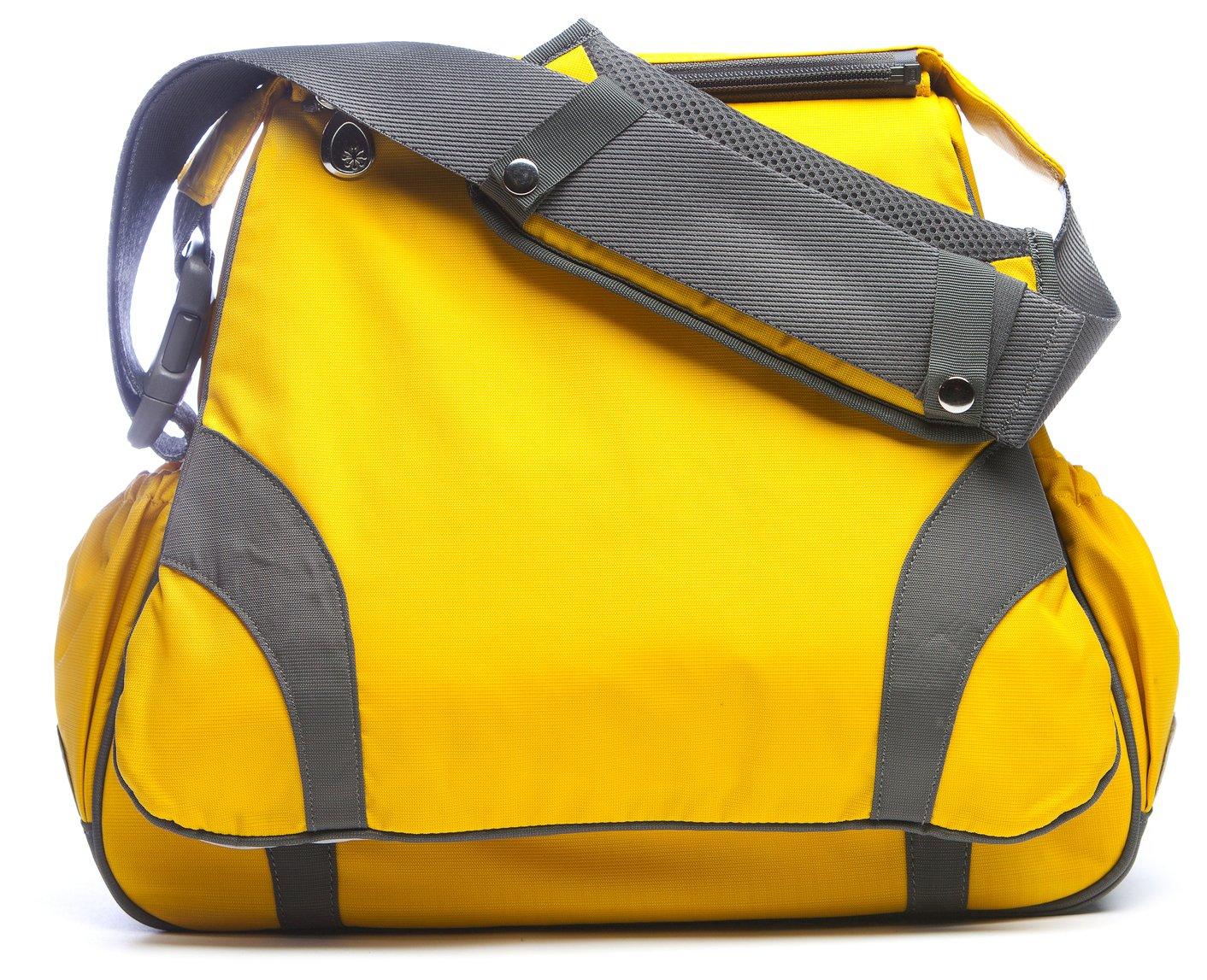 Go-Go Babyz Sidekick Bliss Diaper Bag Yellow (並行輸入) B005KQ3N4Y