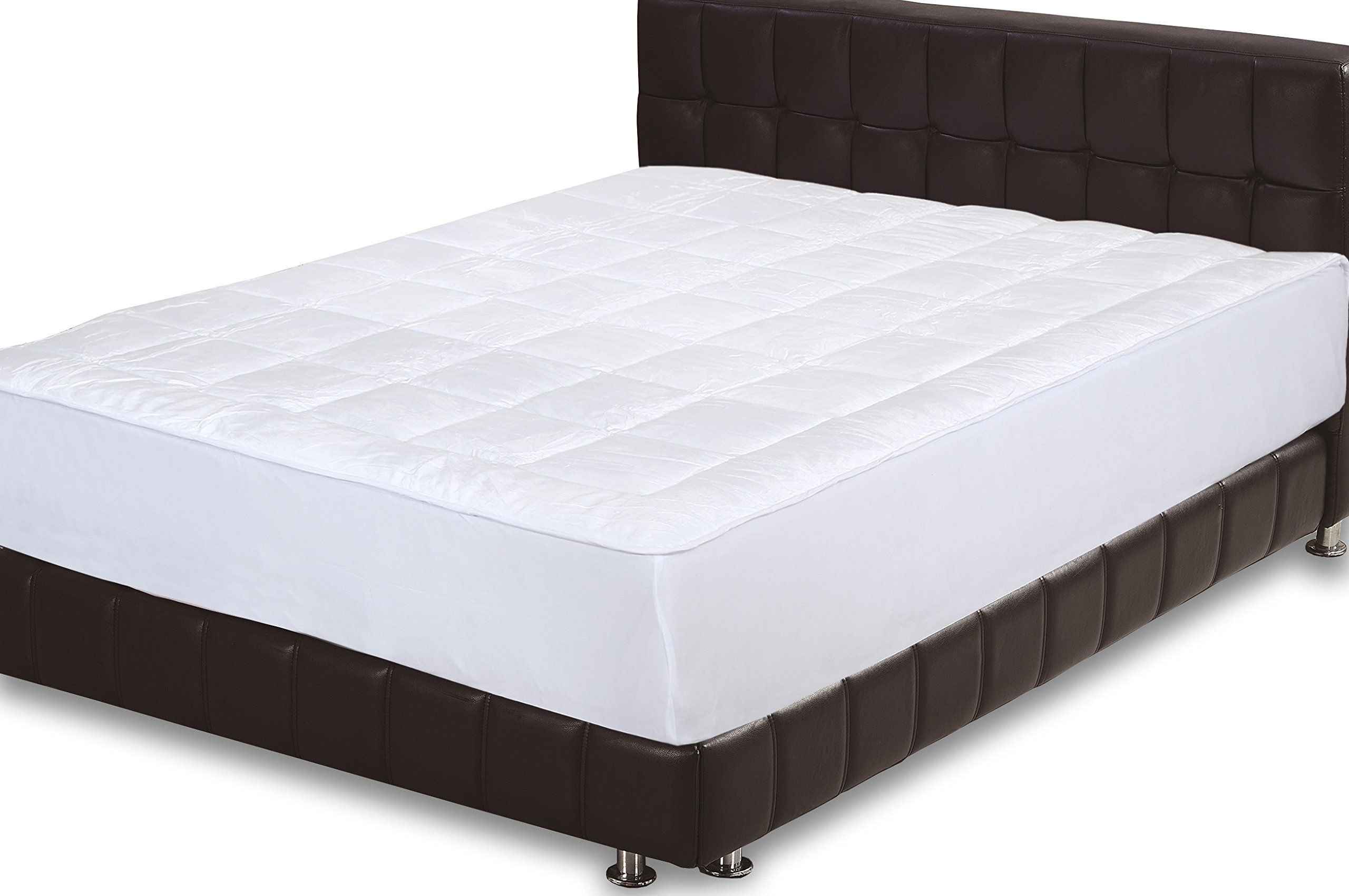 Plush Mattress Pad Covers