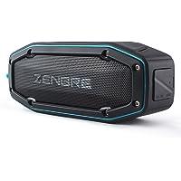 ZENBRE D6 10W V4.1 Bluetooth Portable Speakers (Blue)