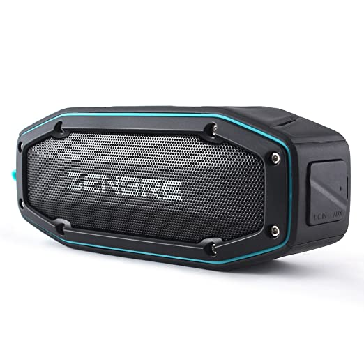 158 opinioni per Altoparlante Bluetooth, ZENBRE D6 Altoparlante Blietooth 4.1 da esterno, 2x