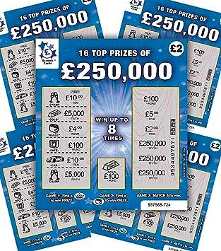 lotto scratch card