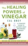 The Healing Powers of Vinegar - (3rd edition): A
