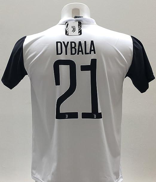6 opinioni per Maglia Calcio Dybala 21 Juventus Replica Autorizzata 2017-2018 bambino (taglie 2