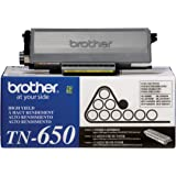 Brother Genuine TN650 High Yield Mono Laser Toner Cartridge