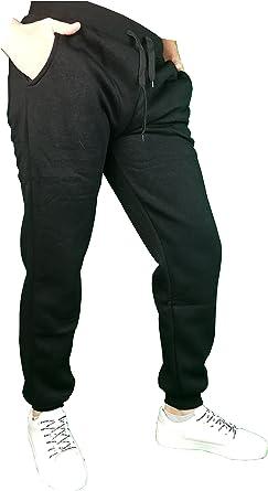 Flex Stey Pantalón hombre deportivo, chándal fitness hombre ...