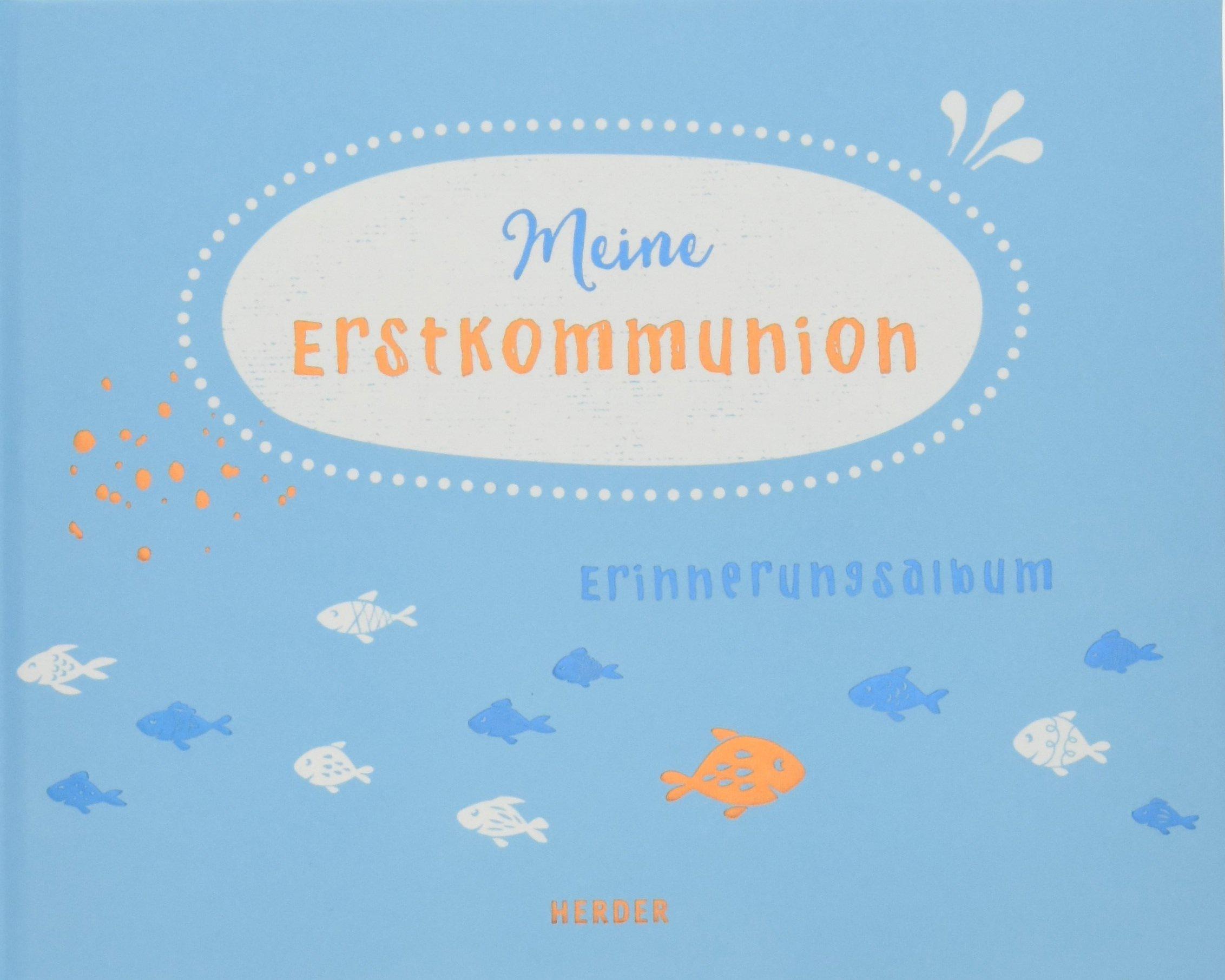 Meine Erstkommunion: Erinnerungsalbum klein