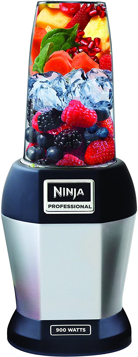 Ninja Nutri Pro Compact Personal Blender for kale smoothies