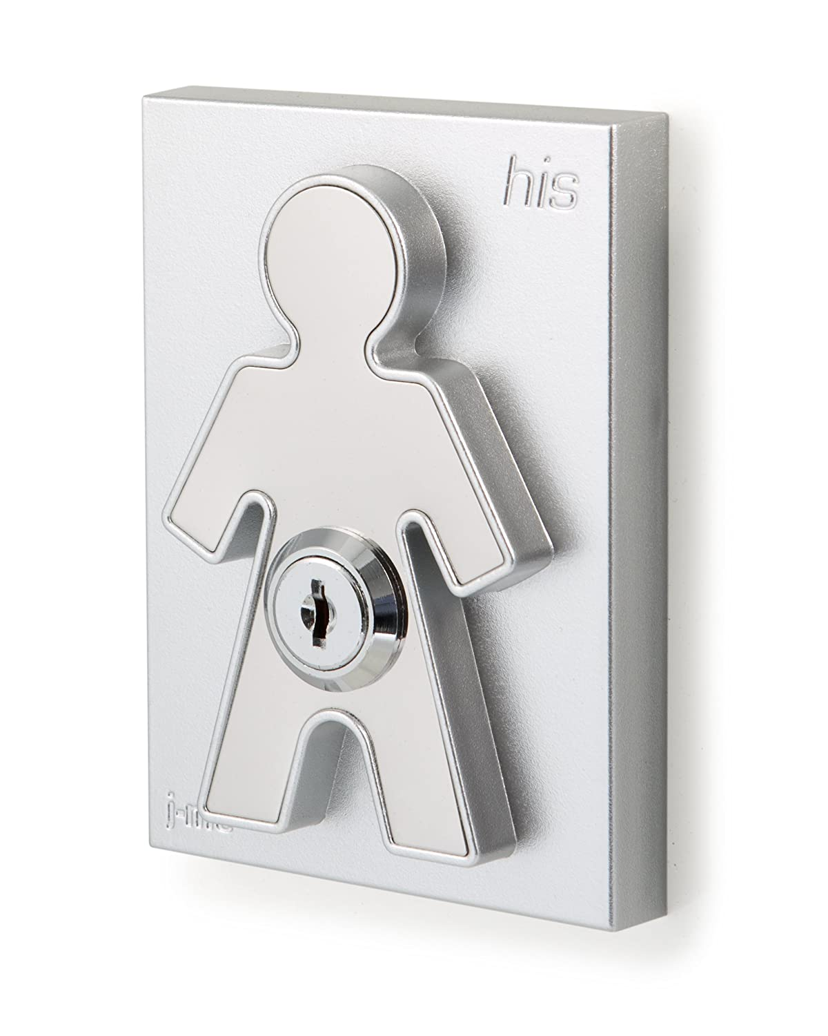 Amazon.com: j-me his keyholder - Wall Mounted Key Organizer Will