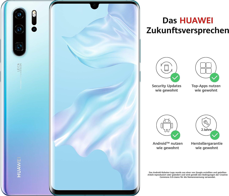 Huawei P30 Pro - Smartphone (Dual SIM, 256 GB), multicolor [Versión alemana]: Amazon.es: Electrónica