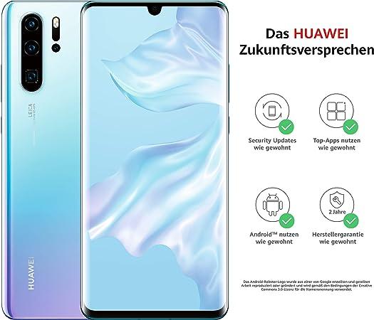 Huawei P30 Pro - Smartphone (Dual SIM, 256 GB), multicolor ...